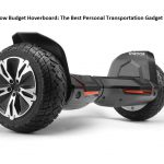 Low Budget Hoverboard: The Best Personal Transportation Gadget