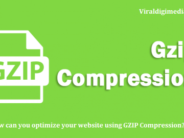 How can you optimize your website using GZIP Compression?