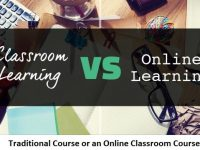 Traditional Course or an Online Classroom Course