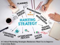 4 Critical Marketing Strategies Businesses Must Use to Improve Conversion Rates
