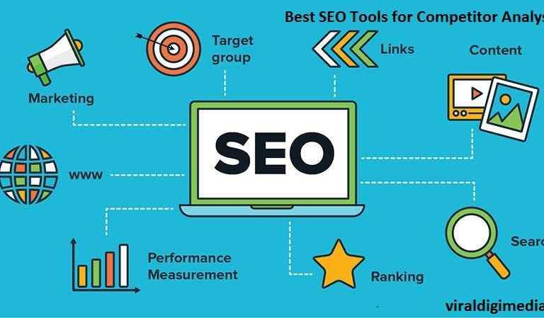 5 Best SEO Tools for Competitor Analysis
