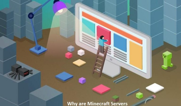 Why are Minecraft Servers Important To Your Business?