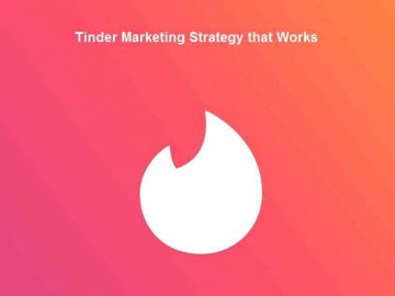 Tinder Marketing Strategy