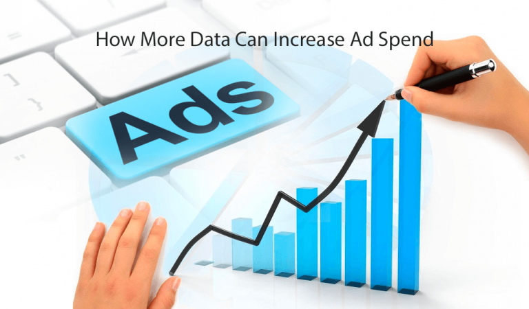 How More Data Can Increase Ad Spend