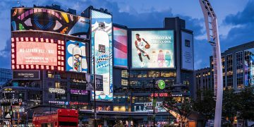 LED Screens Dominate The World