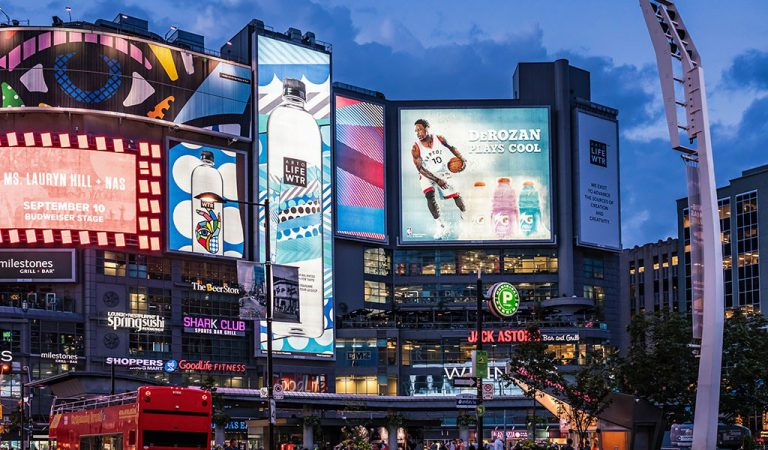 Will LED Screens Dominate The World Of Advertising?