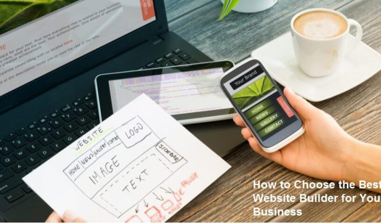 How to Choose the Best Website Builder for Your Business