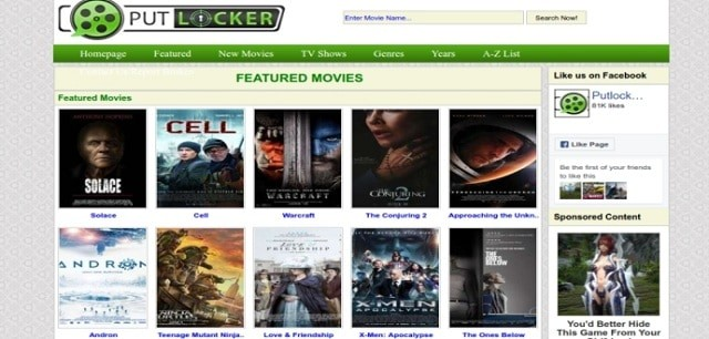 11 Best Alternative New Sites Like Putlocker.ch (Updated List) 2020