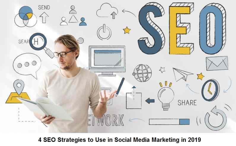 4 SEO Strategies to Use in Social Media Marketing in 2019