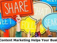 How Content Marketing Helps Your Business