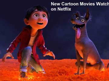 New Cartoon Movies Watch Online on Netflix