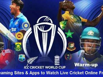 Top 5 Streaming Sites & Apps to Watch Live Cricket Online Free 2023