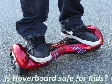 Hoverboard for kids