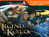 The Legend of Korra Season 1 to 4 Watch Online Episode or Series on Netflix