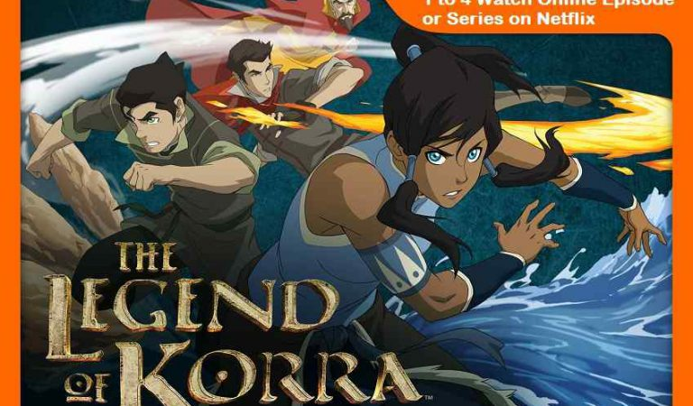 The Legend of Korra Season 1-2-3-4-5 Watch Online Episode or Series