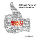 Different Forms of Quality Services