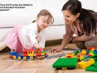 How Toys And Puzzles Are Helpful In Children Education And Brain Development