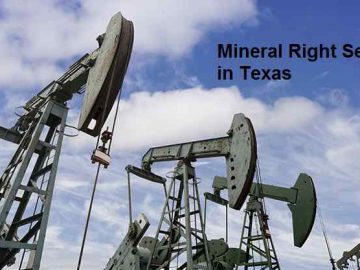 Mineral Right Sellers in Texas