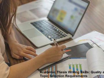 Academic Thesis Writing Skills
