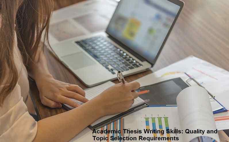 Academic Thesis Writing Skills
