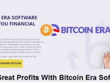Earn Great Profits With Bitcoin Era Software