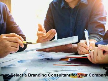 Branding Consultant for your Company