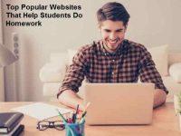 Top Popular Websites That Help Students Do Homework