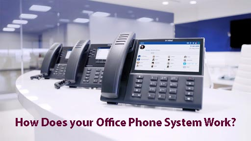 How Does your Office Phone System Work? Best office Phone System