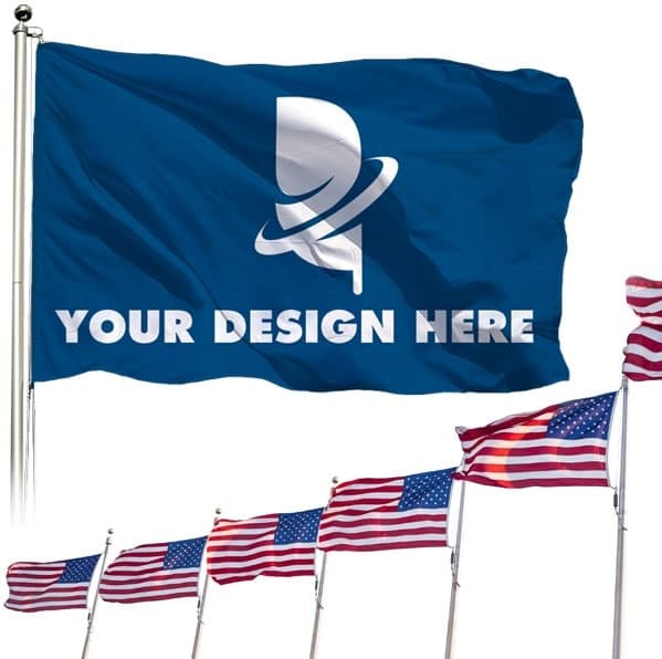 4 Reasons Why Custom Flags are Excellent to Increase Your Brand's Image