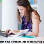 Your Personal Info When Buying Essays Online