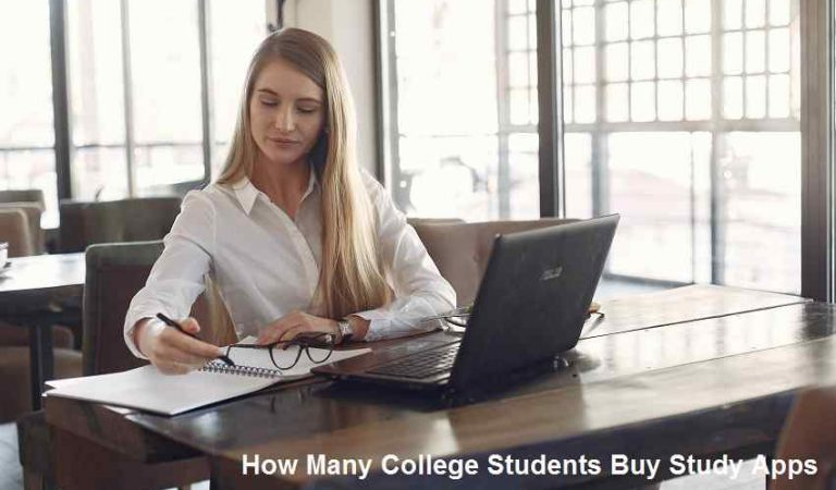 How Many College Students Buy Study Apps and Why Do They Need Them