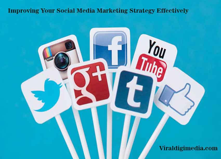 Social Media Marketing Strategy Effectively