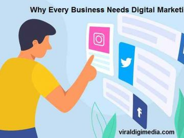 Why Every Business Needs Digital Marketing