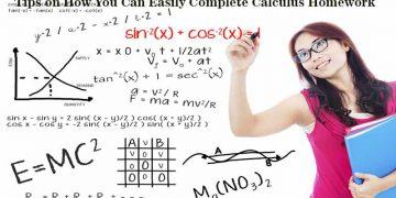 Calculus Homework