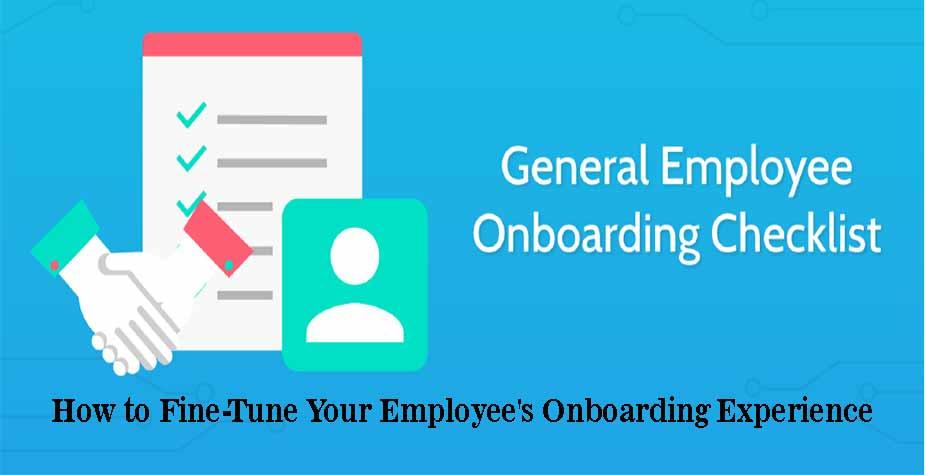 Employee's Onboarding Experience