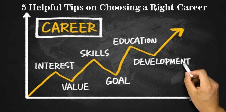 Tips for Choose Right Career