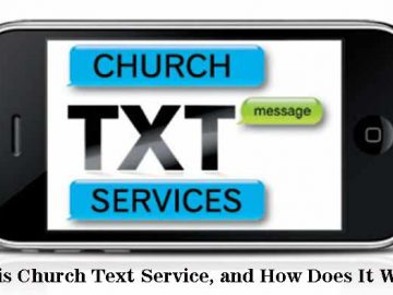 church texting services