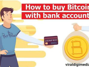 How to Buy Bitcoin with Bank Account