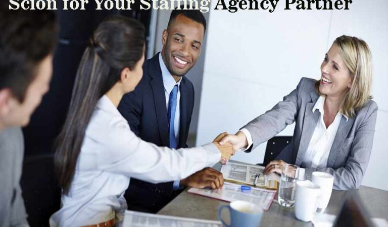 Scion for Your Staffing Agency Partner | IT Staffing Agency Firm