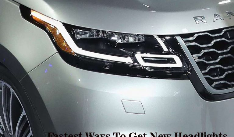 Fastest Ways To Get New Headlights for Vehicle | LED Car Headlights