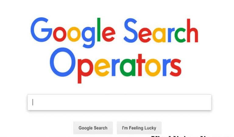 How Google Advanced Search Operators Work?