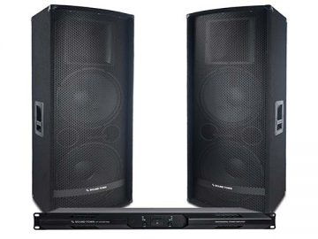 15 Inch PA Speakers