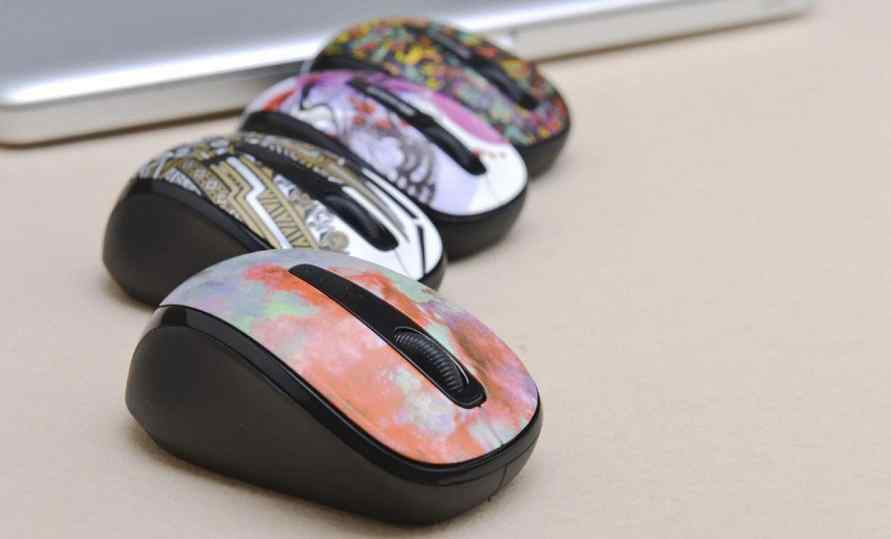 Bluetooth Mouse and Wireless Mouse
