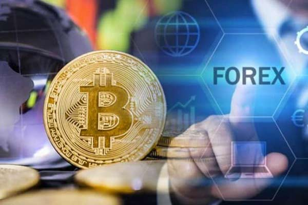 Close relation hidden between Crypto and Forex Market
