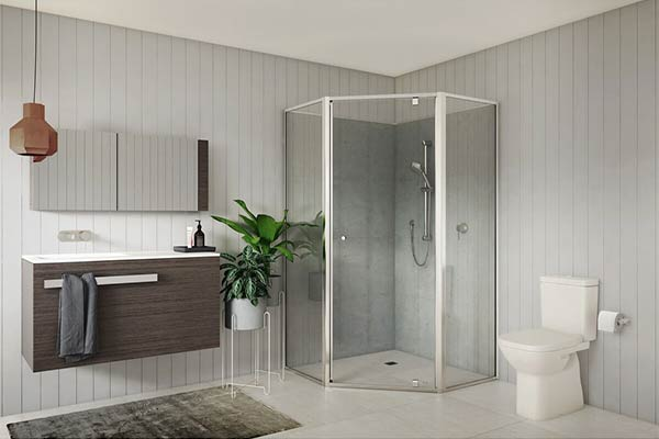 Framed Glass Shower Screen – Choosing the Right Model For Your Bathroom