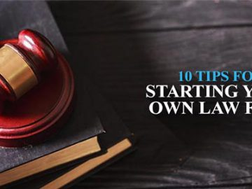 Starting a Law Firm