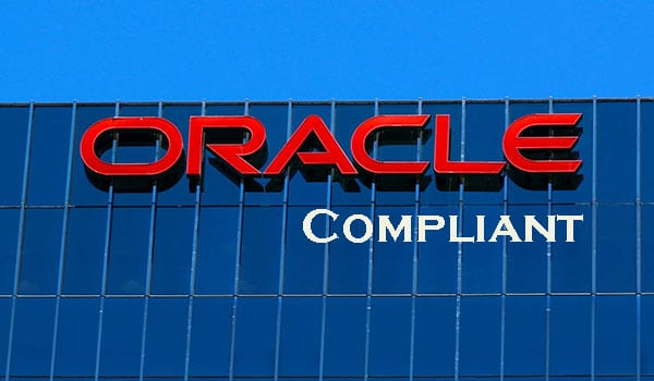 How To Become Oracle Compliant Through Vendita