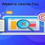 Website Designs Fail