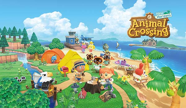 Buy Nintendo Switch for Animal Crossing New Horizons Edition PC Console