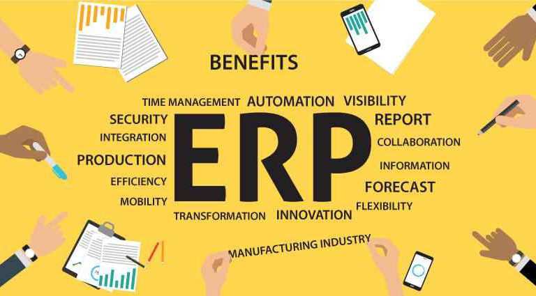 5 Advantages Of Using An ERP Software For Inventory Management
